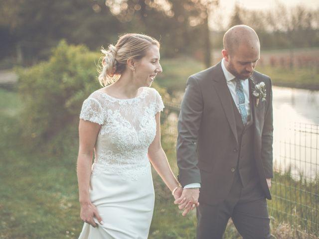 Le mariage de Matthieu et Aurélie à Septème, Isère 47