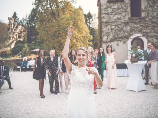 Le mariage de Matthieu et Aurélie à Septème, Isère 56