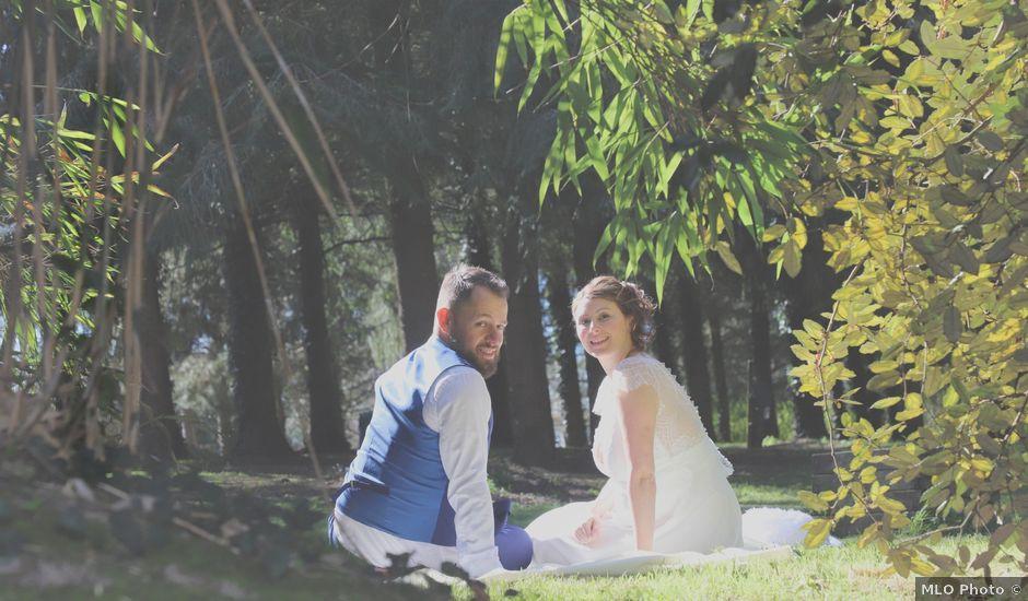 Le mariage de Jérome et Sandra à Nantes, Loire Atlantique