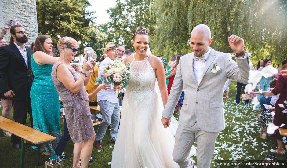 Le mariage de Warren et Shanice à Saint-Mesmes, Seine-et-Marne