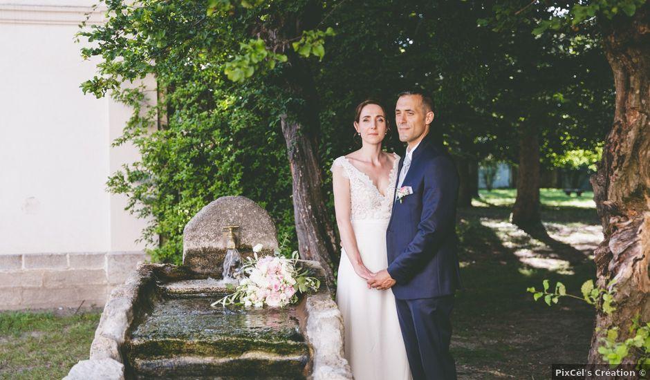 Le mariage de Richard et Laëtitia à Taluyers, Rhône