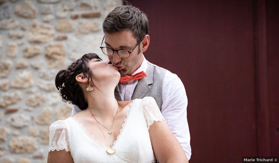 Le mariage de Sylvain et Amélie à Astaffort, Lot-et-Garonne