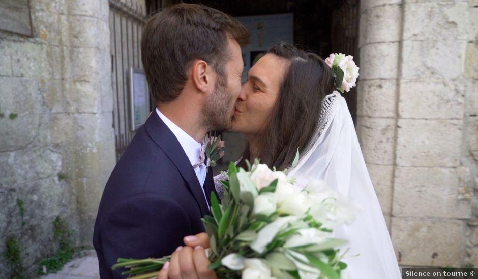 Le mariage de Maxence et Marie à Ambillou, Indre-et-Loire