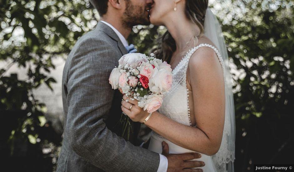 Le mariage de Landry et Manel à Lignières, Loir-et-Cher