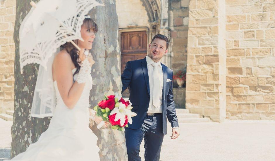 Le mariage de Florian et Sylviane à Montcarra, Isère
