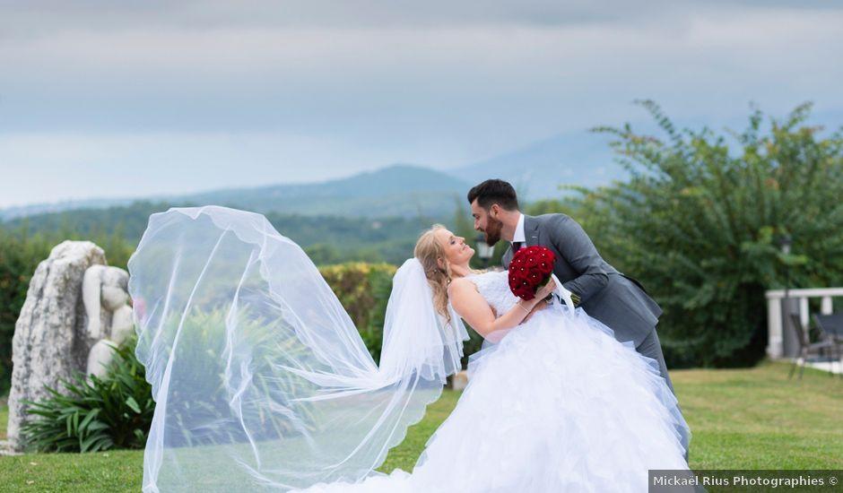 Le mariage de Andrea et Stéphanie à Cagnes-sur-Mer, Alpes-Maritimes