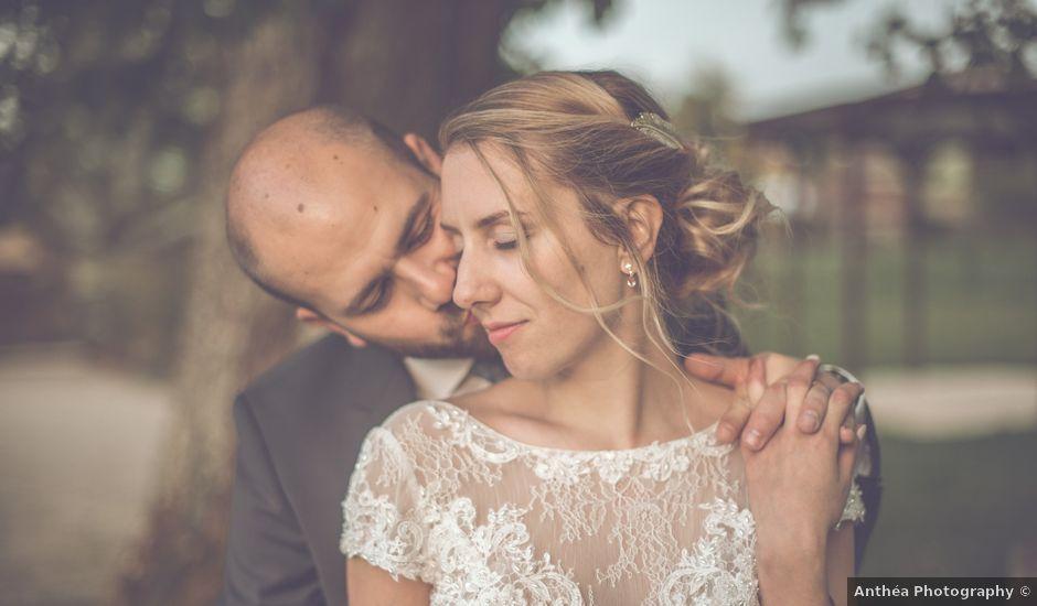 Le mariage de Matthieu et Aurélie à Septème, Isère