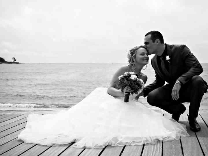 Le mariage de Yann et Alexia