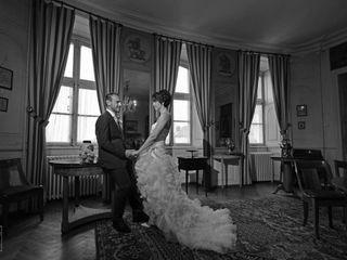 Le mariage de Virginie et Frédéric