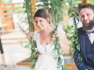 Le mariage de Coralie et Maxime 1