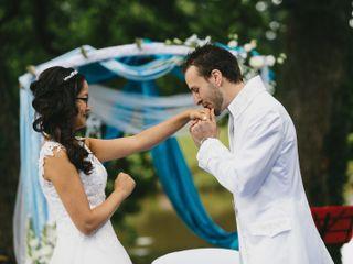 Le mariage de Maeva et Eddy