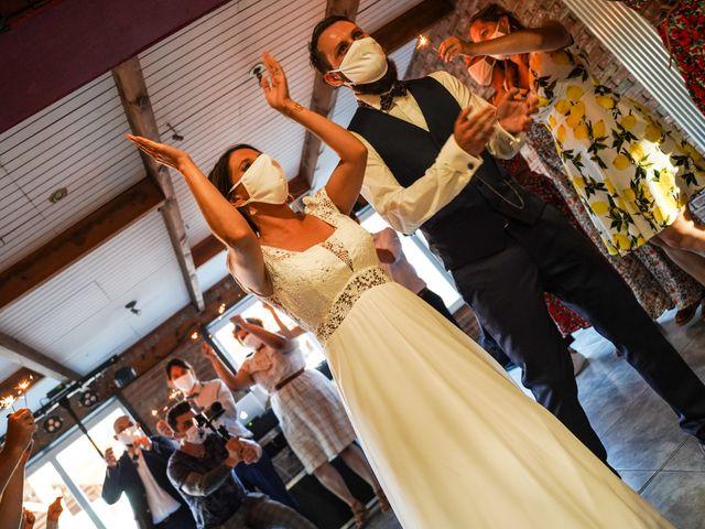 Le mariage de Maxime et Coralie à Camphin-en-Pévèle, Nord 63
