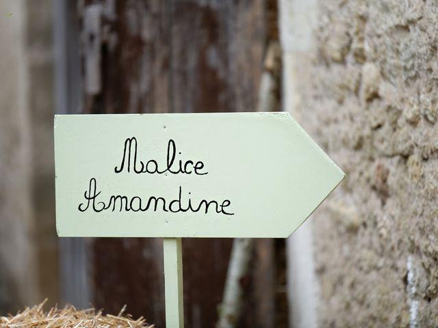 Le mariage de Marine-Alice et Amandine à Chareil-Cintrat, Allier 1