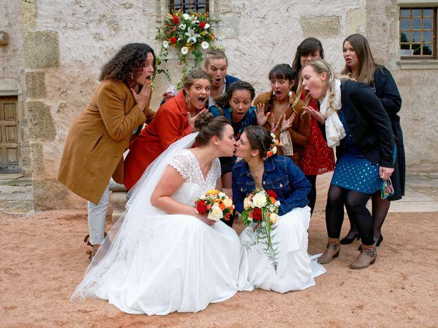 Le mariage de Marine-Alice et Amandine à Chareil-Cintrat, Allier 38