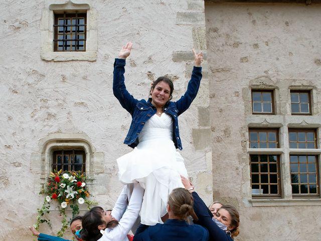 Le mariage de Marine-Alice et Amandine à Chareil-Cintrat, Allier 39