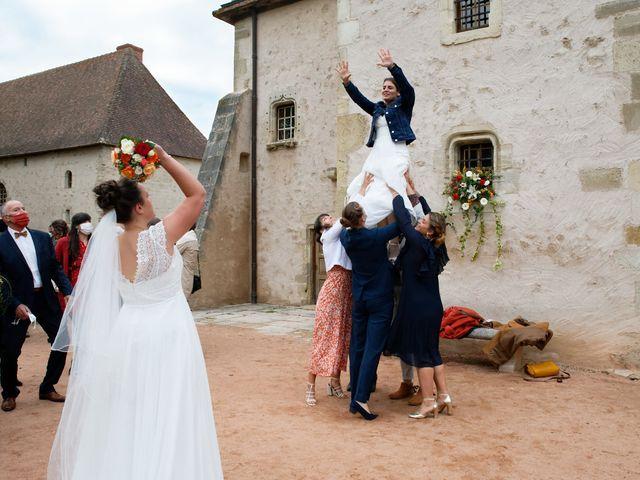 Le mariage de Marine-Alice et Amandine à Chareil-Cintrat, Allier 40