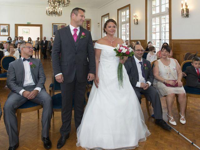 Le mariage de Xavi et Sally à Crépy-en-Valois, Oise 8