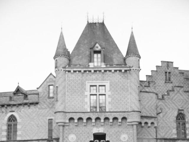 Le mariage de David et Axelle à Saint-Priest-Bramefant, Puy-de-Dôme 7