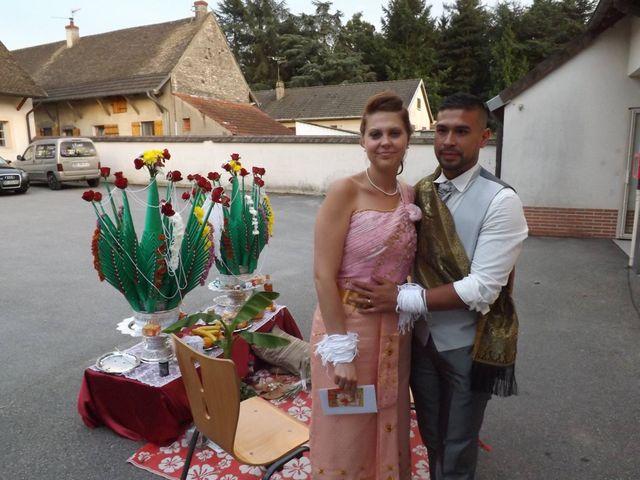 Le mariage de Nivet et Delphine à Chalon-sur-Saône, Saône et Loire 9