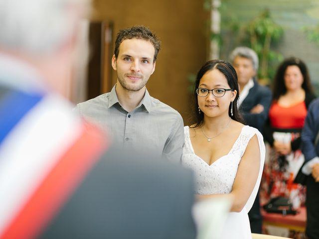 Le mariage de Eddy et Maeva à Vigneux-de-Bretagne, Loire Atlantique 6