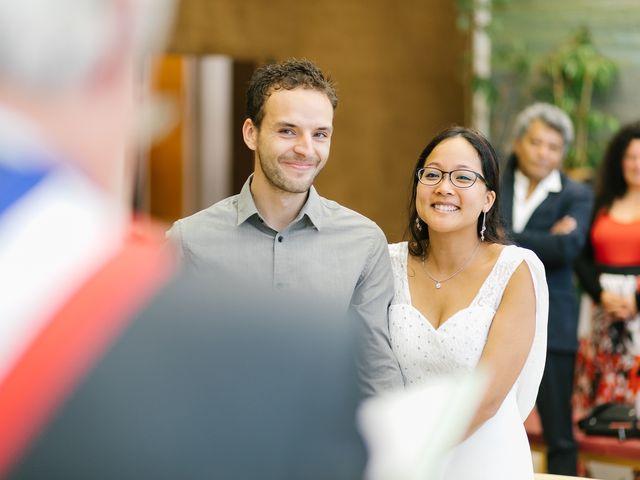 Le mariage de Eddy et Maeva à Vigneux-de-Bretagne, Loire Atlantique 7