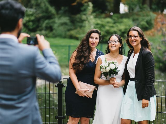 Le mariage de Eddy et Maeva à Vigneux-de-Bretagne, Loire Atlantique 11