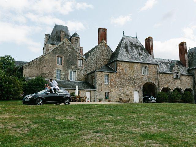 Le mariage de Eddy et Maeva à Vigneux-de-Bretagne, Loire Atlantique 27