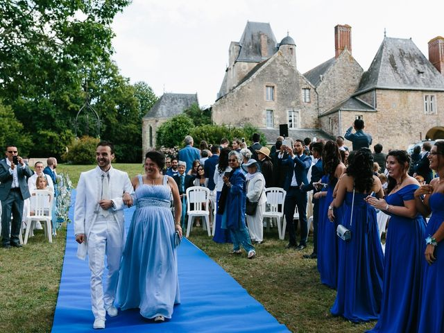 Le mariage de Eddy et Maeva à Vigneux-de-Bretagne, Loire Atlantique 30