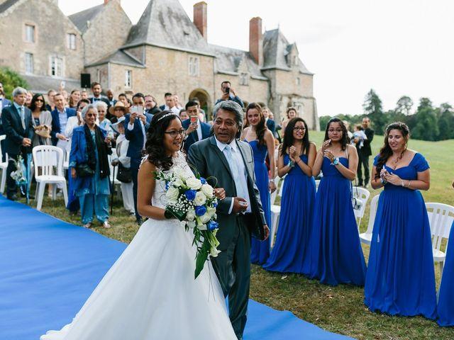 Le mariage de Eddy et Maeva à Vigneux-de-Bretagne, Loire Atlantique 32