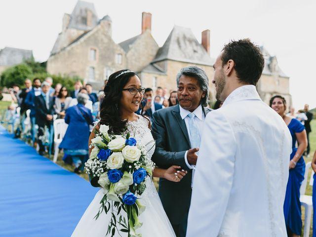 Le mariage de Eddy et Maeva à Vigneux-de-Bretagne, Loire Atlantique 33