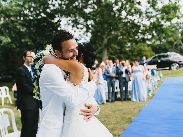 Le mariage de Eddy et Maeva à Vigneux-de-Bretagne, Loire Atlantique 34