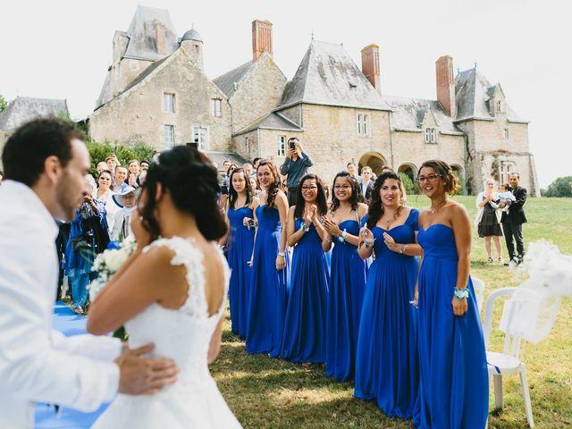 Le mariage de Eddy et Maeva à Vigneux-de-Bretagne, Loire Atlantique 35