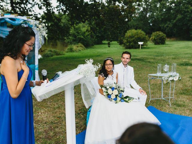 Le mariage de Eddy et Maeva à Vigneux-de-Bretagne, Loire Atlantique 38