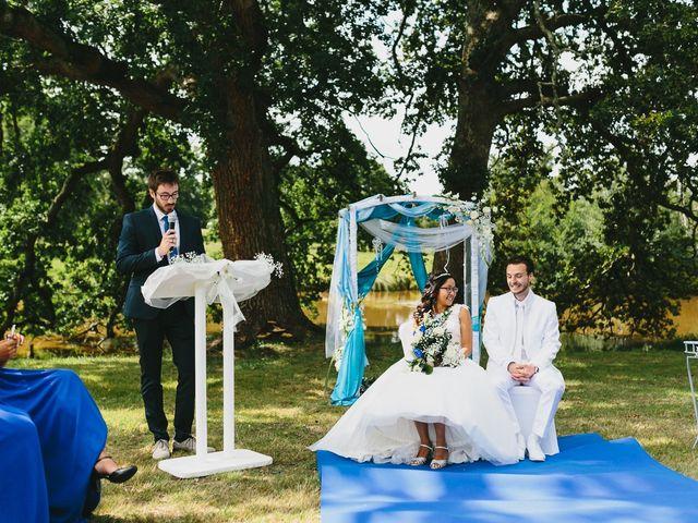 Le mariage de Eddy et Maeva à Vigneux-de-Bretagne, Loire Atlantique 43