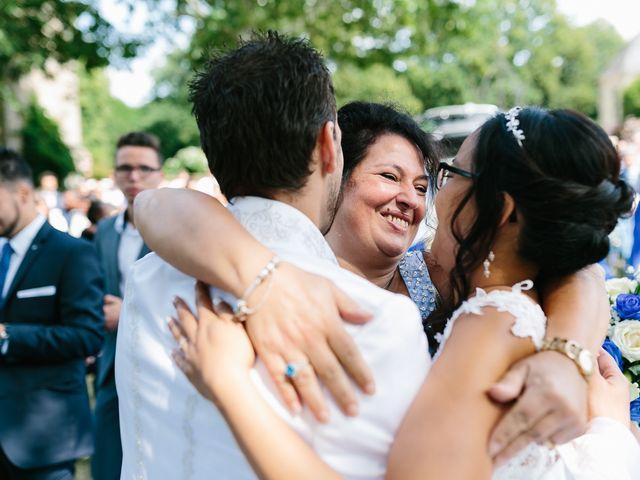Le mariage de Eddy et Maeva à Vigneux-de-Bretagne, Loire Atlantique 57