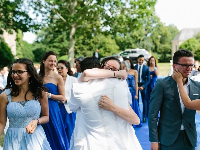 Le mariage de Eddy et Maeva à Vigneux-de-Bretagne, Loire Atlantique 58