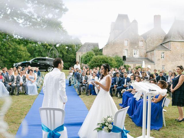Le mariage de Eddy et Maeva à Vigneux-de-Bretagne, Loire Atlantique 73