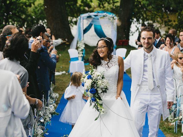Le mariage de Eddy et Maeva à Vigneux-de-Bretagne, Loire Atlantique 77
