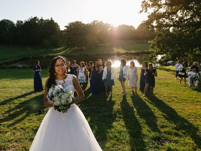 Le mariage de Eddy et Maeva à Vigneux-de-Bretagne, Loire Atlantique 88