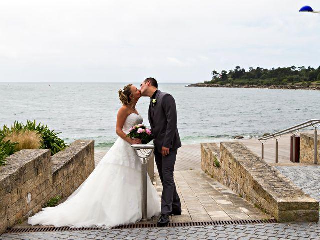 Le mariage de Alexia et Yann à Bénodet, Finistère 3