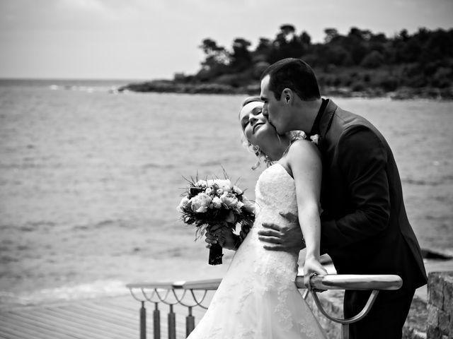Le mariage de Alexia et Yann à Bénodet, Finistère 4