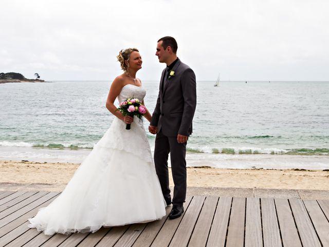 Le mariage de Alexia et Yann à Bénodet, Finistère 5