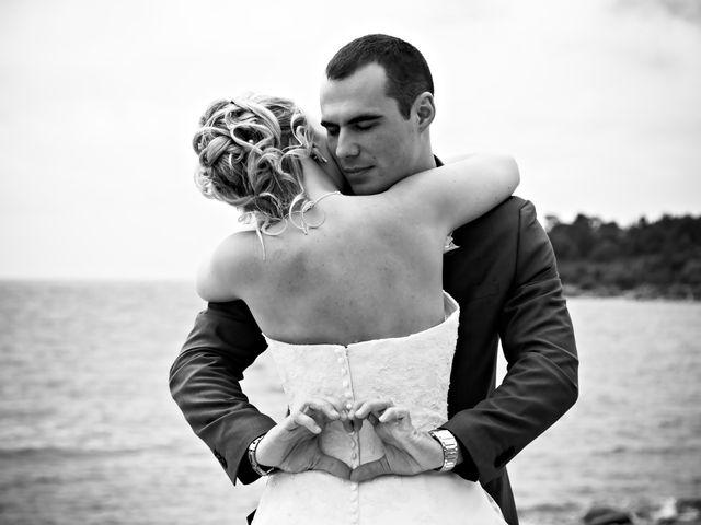 Le mariage de Alexia et Yann à Bénodet, Finistère 1