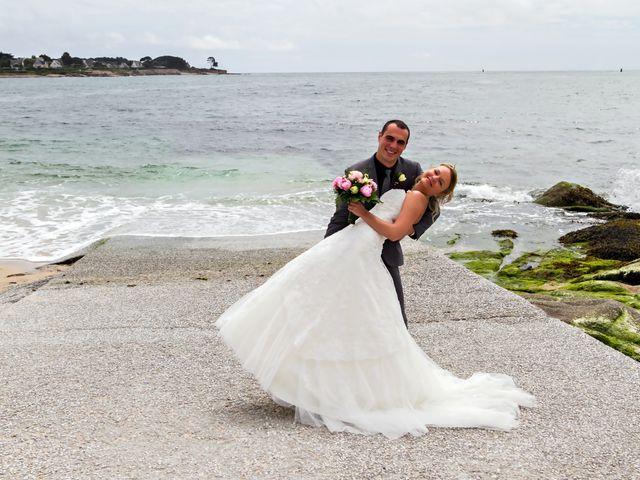 Le mariage de Alexia et Yann à Bénodet, Finistère 8
