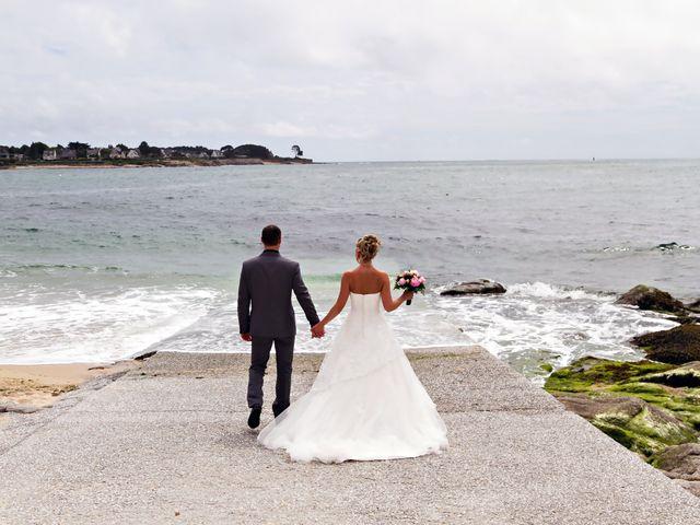 Le mariage de Alexia et Yann à Bénodet, Finistère 9