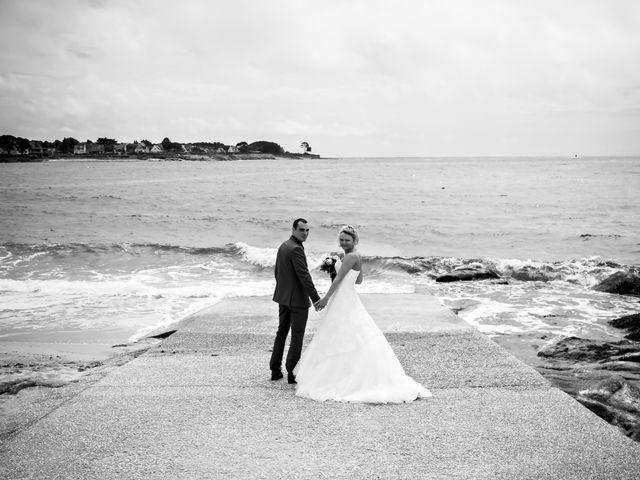 Le mariage de Alexia et Yann à Bénodet, Finistère 10