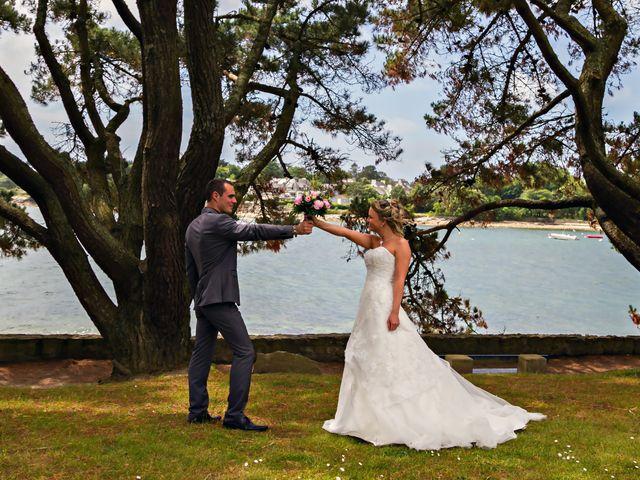 Le mariage de Alexia et Yann à Bénodet, Finistère 11