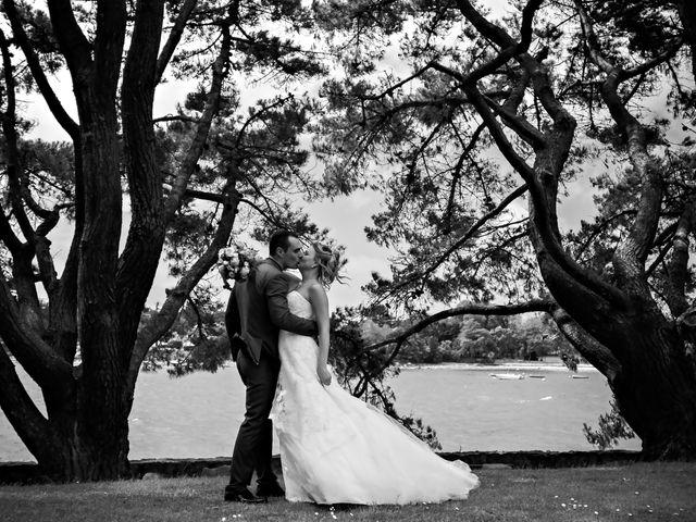 Le mariage de Alexia et Yann à Bénodet, Finistère 13