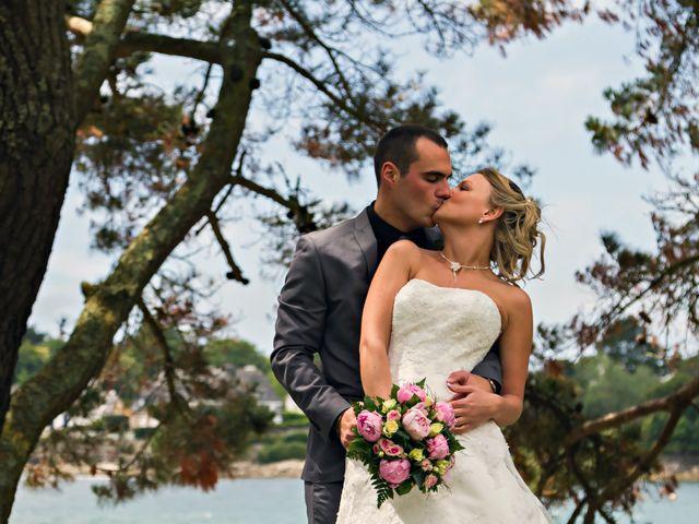 Le mariage de Alexia et Yann à Bénodet, Finistère 14