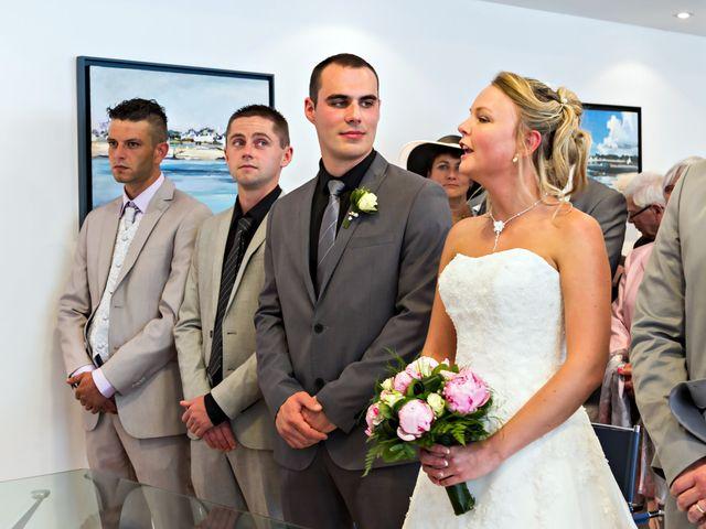 Le mariage de Alexia et Yann à Bénodet, Finistère 21